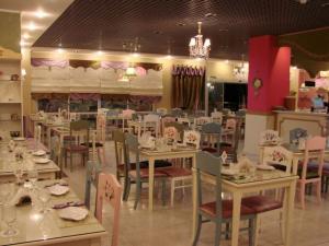 رستورانی در کیش