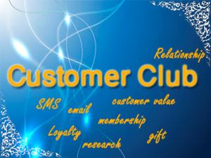 کارت عضویت در باشگاه مشتریان
