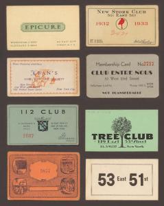 کارت های مختلف باشگاه مشتریان