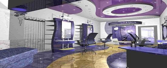 باشگاه مشتریان سالن های زیبایی