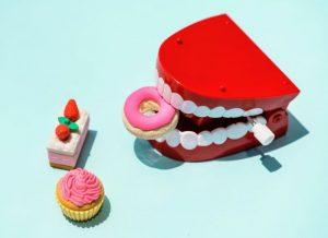 باشگاه مشتریان شکلات برای دندانپزشکی