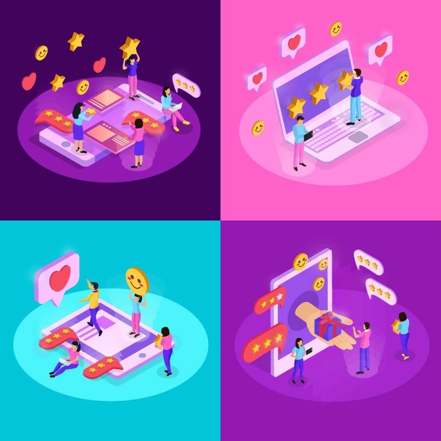 ۴ اصل مهم در طراحی باشگاه مشتریان